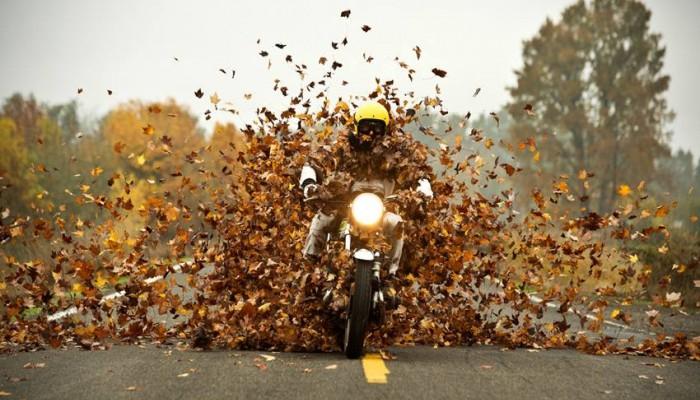 Aaaby zakończyć sezon... Imprezy motocyklowe w październiku