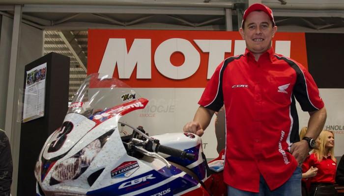 John McGuinness wystartuje na Ducati w GP Macau