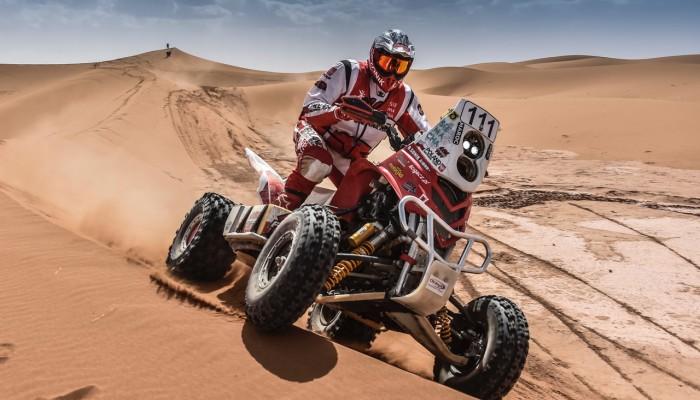 Rajd Maroka: Rafał Sonik powalczy o podium Pucharu Świata