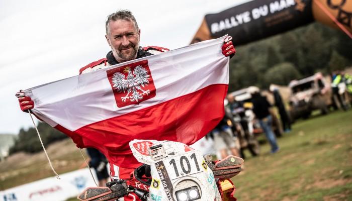 Rajd Maroka: Rafał Sonik spisał się na dwa medale