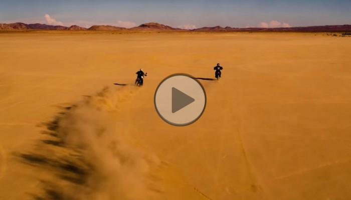 Triumph Scrambler 1200. Piąty zwiastun ujawnia datę premiery [FILM]