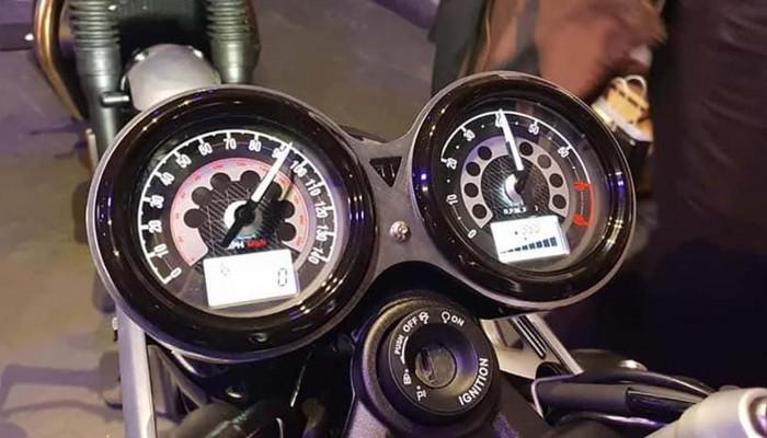 Dealer Triumpha łamie zakaz i ujawnia zdjęcia modelu Speed Twin przed premierą