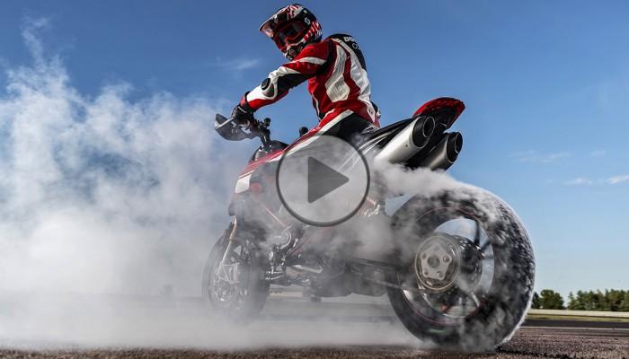 Nowość EICMA - Ducati Hypermotard 950 2019. Miejski wariat