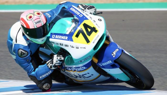 Biesiekirski wraca na finał ME Moto2 w Walencji na nowym motocyklu