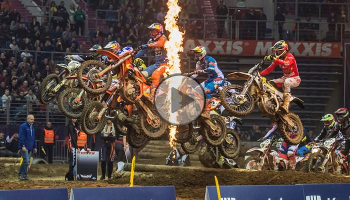 Motocyklowe Mistrzostwa Świata Superenduro - lista startowa zawodników oraz wywiad z Billy Boltem