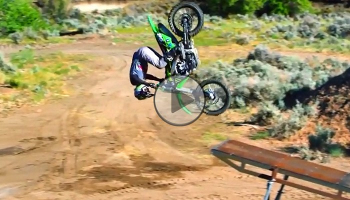 Axell Hodges i motocrossowy raj