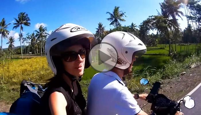 We dwoje skuterem po Bali. Przygoda życia i piękny film drogi