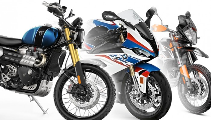 TOP 10 najbardziej wyczekiwanych testów motocyklowych nowości 2019