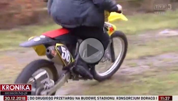 Tor motocrossowy w Darłowie i protesty mieszkańców