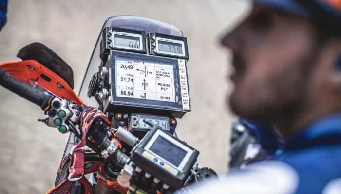 Dakar 2019, etap 6. Polacy coraz wyżej, choroba morska de Soultrait