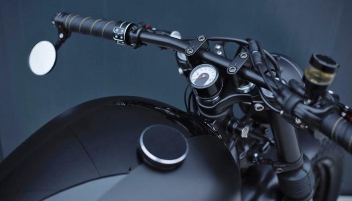 Motocykle Triumph bazą dla dwóch serii customów Unikat Motorworks