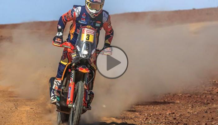 Dakar 2019, etap 7. Dla najmądrzejszych, a nie najszybszych
