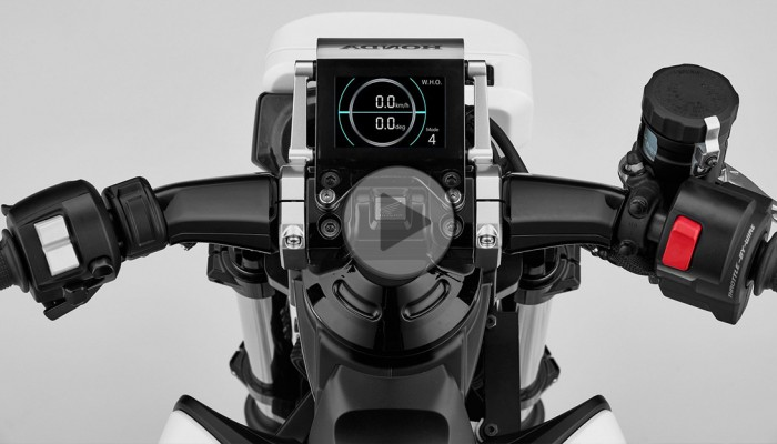 Motocykl, który pomoże kierowcy. Honda zgłasza ciekawy patent