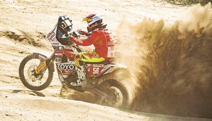 Anastasia Nifontova Dakar 2019 z