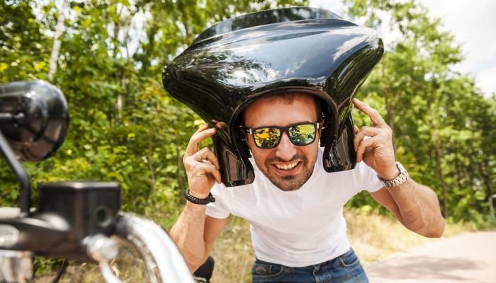 Jazda motocyklem korzystna dla psychiki. Ważne badania amerykańskich naukowców