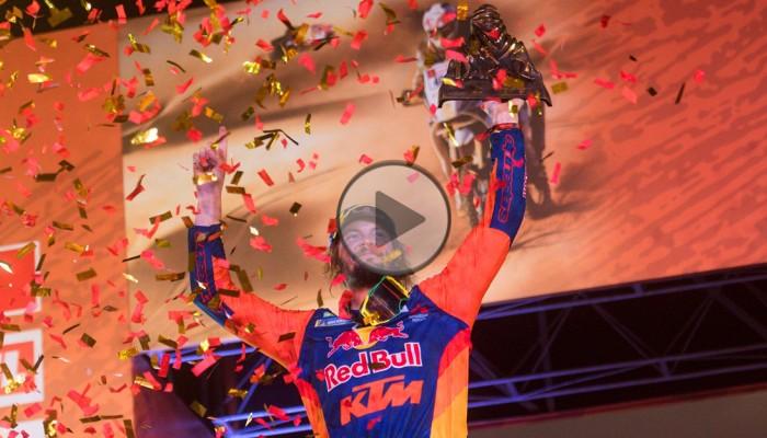 Toby Price Dakar 2019 z