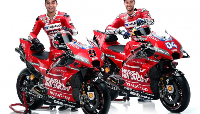 The Mission Winnow Ducati Team 2019 - czerwone diabły! [GALERIA]