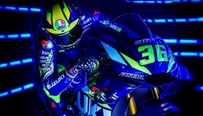 Suzuki gotowe na nowy sezon MotoGP