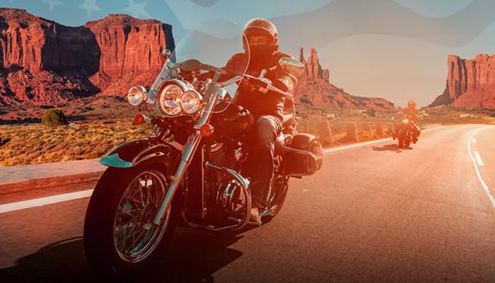 Motocyklem przez USA - startuje konkurs Motul Ameryka Tour