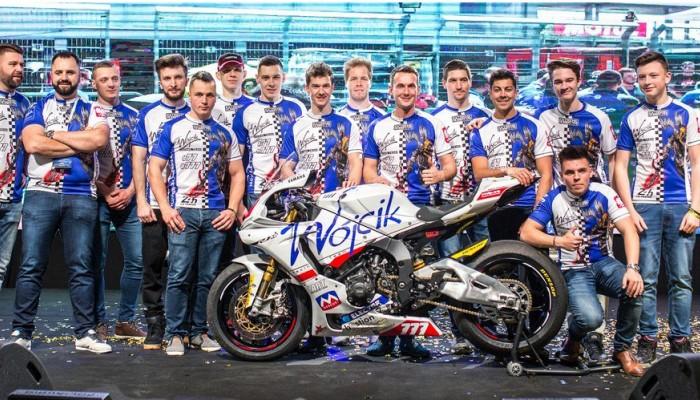 Wójcik Racing Team zaprezentował skład na 2019!