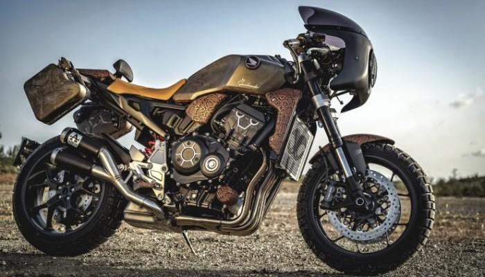 Konkurs Honda Garage Dreams - 13 sposobów na CB1000R