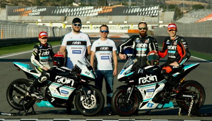 Rabin Racing Team 1 z