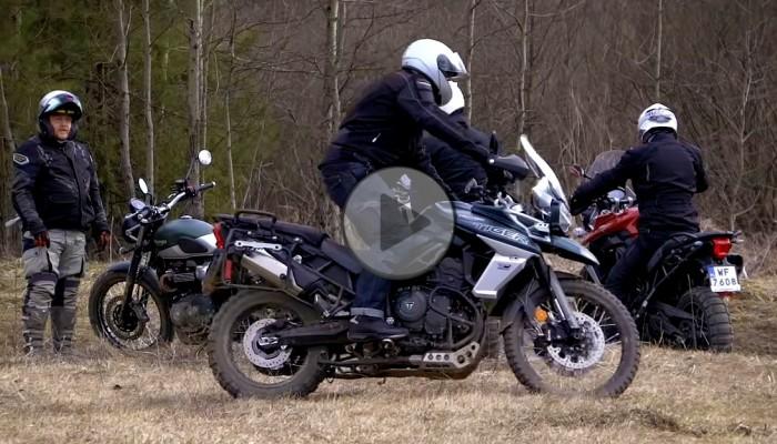 Motocyklowe szkolenia off-road i drogowe? Tylko w Triumph Academy!