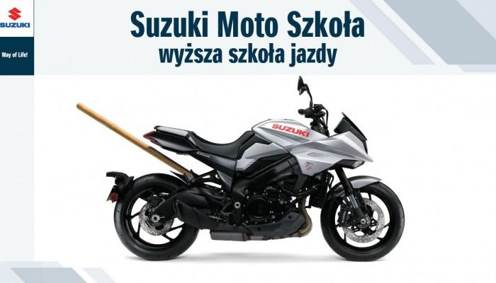 Suzuki Moto Szkola z