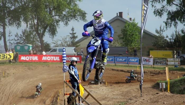 Team Speed Star Yamaha Racing debiutuje w Pucharze Polski MX