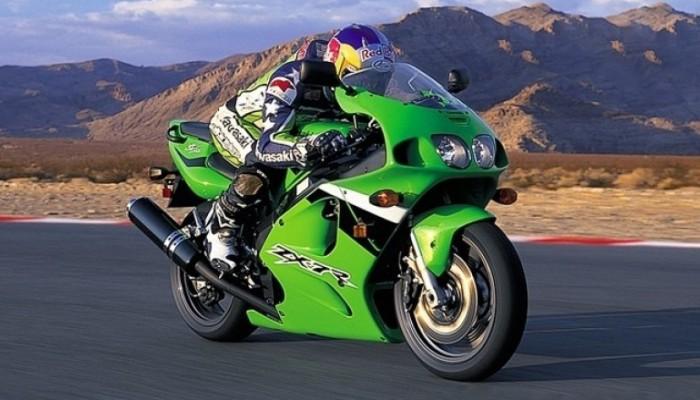 zielona ninja z