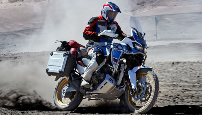 2018 Honda Africa Twin Adventure Sports z