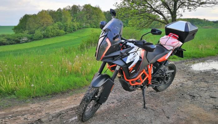 KTM 1290 Super Adventure R Beni test motocykla 06 z
