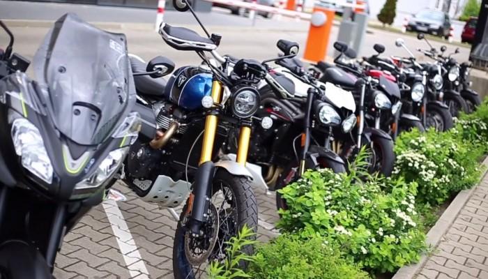 Wybierz motocykle Triumph! Wyjątkowe jazdy testowe w dwóch salonach brytyjskiej marki!