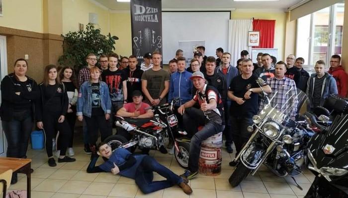 Dzień motocykla w Zduńskiej Woli - już po raz piąty!
