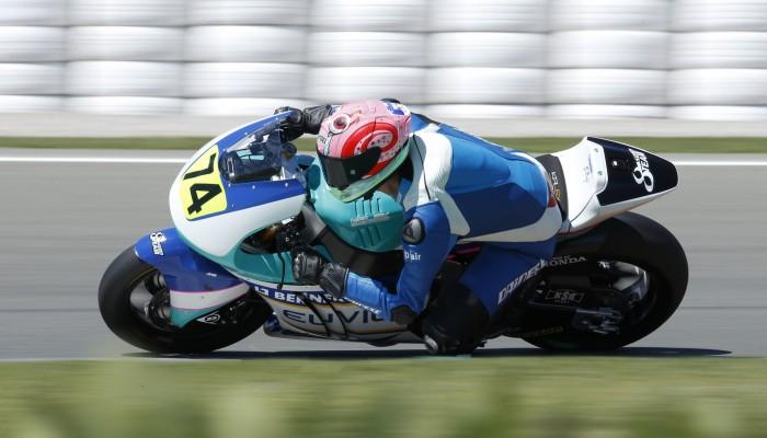 Biesiekirski w dwóch wyścigach ME Moto2 w Barcelonie