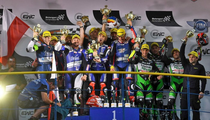 Wójcik Racing Team na podium mistrzostw świata!