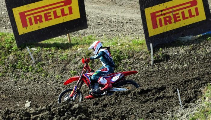 Zawodnicy Pirelli zdominowali GP Rosji w Motocrossowych Mistrzostwach Świata FIM na torze Orlionok