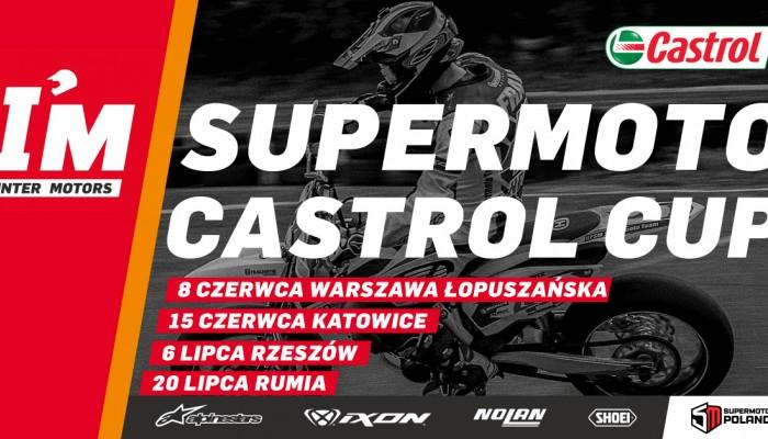 IM Ready Supermoto Castrol Cup z