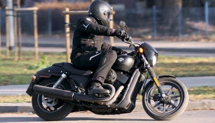 Harley Davidson 750 2014 jazda z
