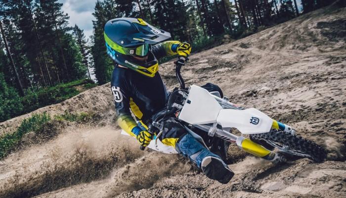 EE 5 - pierwszy elektryczny motocykl Husqvarny