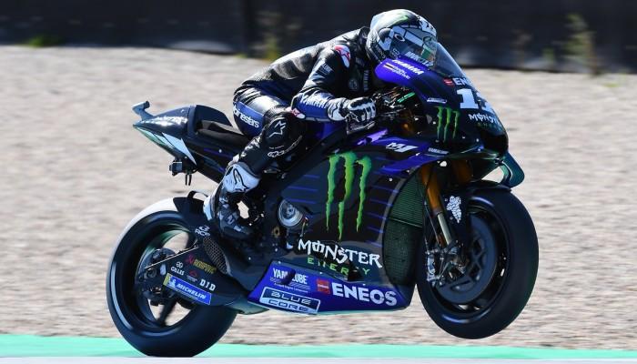 Yamaha na szczycie podium po MOTUL TT Assen w MotoGP
