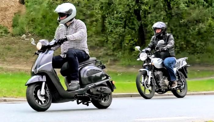 Skuter czy motocykl 125? Co wybrać? [FILM]