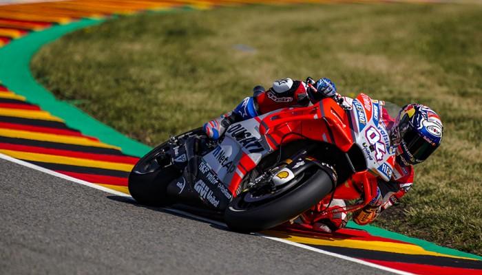 Statystyki Ducati przed GP Sachsenring