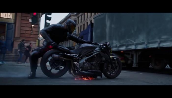 """Triumph Speed Triple w kolejnej części """"Szybkich i wściekłych"""