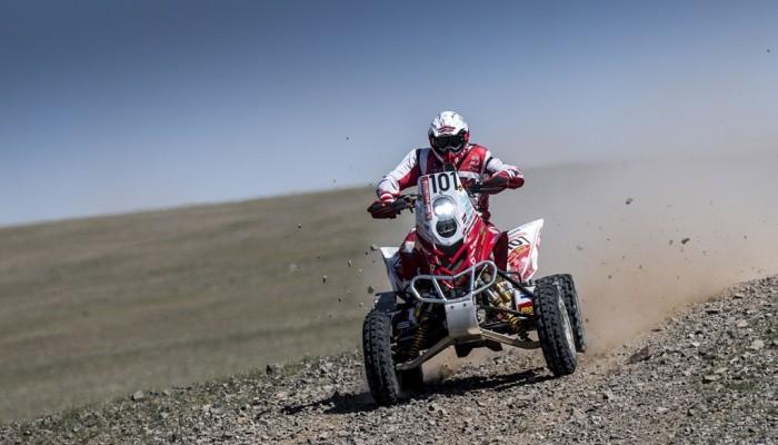 Silk Way Rally. Mongolski wielki szlem Sonika