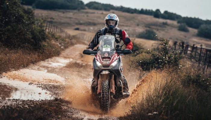 Honda X ADV Gibraltar Race z