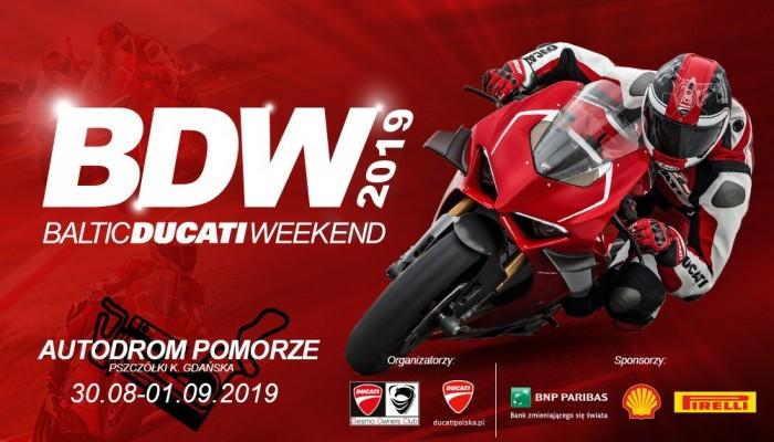 Baltic Ducati Weekend z