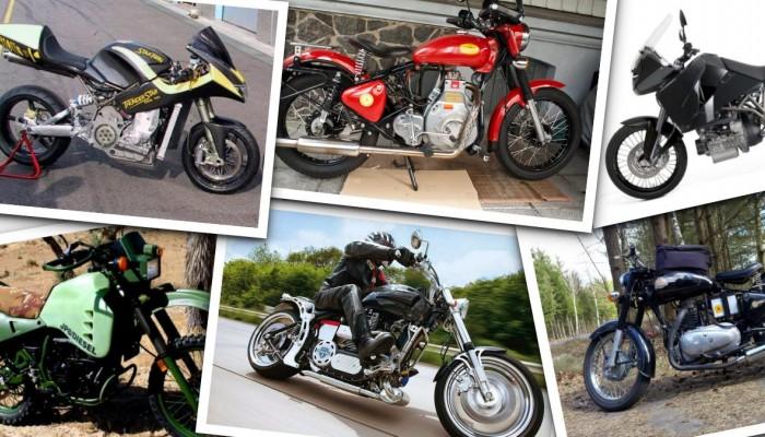 Motocykle z silnikami Diesla. 6 modeli, których mogłeś nie znać