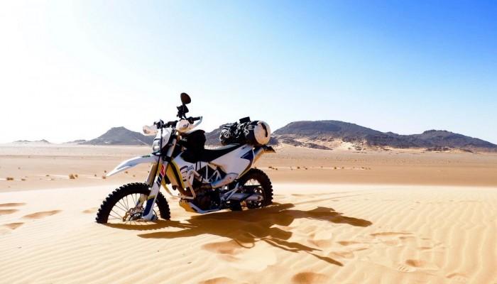 Ucieczka z pustynnego piekła. Ekstremalna wyprawa do Mauretanii