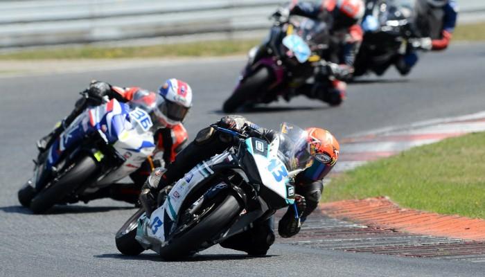 Rabin Racing Team nie schodzi z podium w polskich Wyścigach Motocyklowych